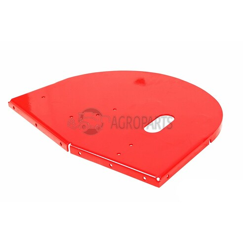 87675649 Left side plate fits Case IH CS-87675649R