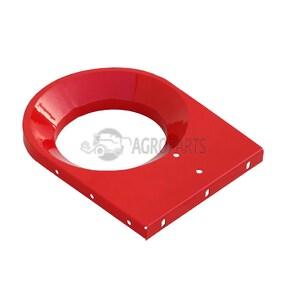 Side wear plate. OEM 1318584C2