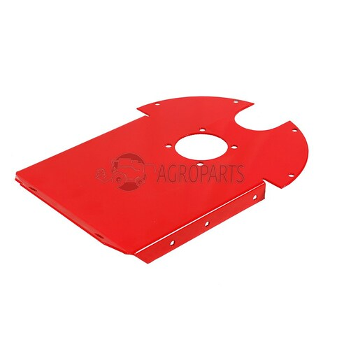 1979134C1 Wear plate-support fits Case IH