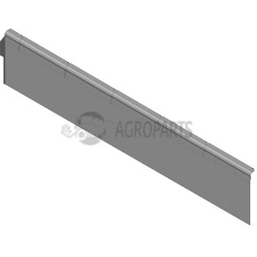 1313136C2 Guiding plate LH fits Case IH CS-1313136R