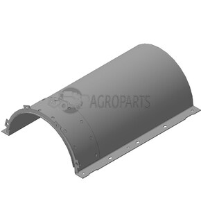 Upper trough cover part. OEM 1321560C2