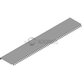 Cover plate. OEM 87746086