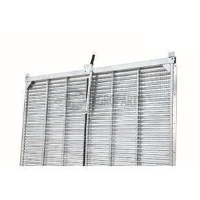 Lower sieve PW3 (10 mm, standard). OEM  1322464C7