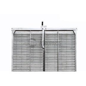 Lower sieve PW3 (10 mm, standard). OEM 1325323C6