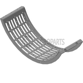 Rotor separation grate WHEAT (slotted). OEM 191535C2