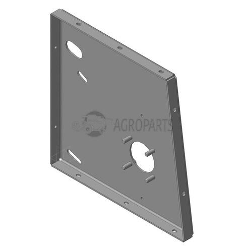 87649887 Bearing plate LH (straw chopper) fits Case IH CS-87649887R