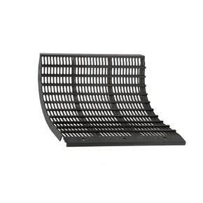 6628080 Concave Segment 10x38 fits Claas Dominator, Medion, Tucano