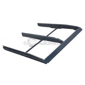 Sieve frame for Claas combine harvester. OEM 7360121 , CL-736-012R, Claas combine parts
