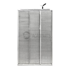 5535400 Lower sieve PW3 (10 mm, standard) fits Claas Tucano