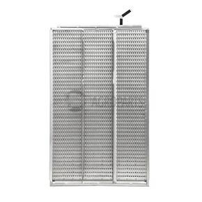 Lower sieve PW3 (10 mm, standard). OEM 5535400