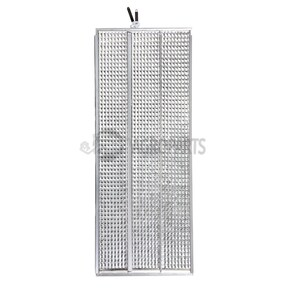 5535411 Upper sieve PW1 (22 mm, standard) fits Claas Tucano CL-553-541R
