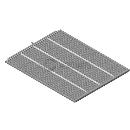 6001114 Lower sieve PW3 (10 mm, standard) fits Claas Dominator CL-600-111R