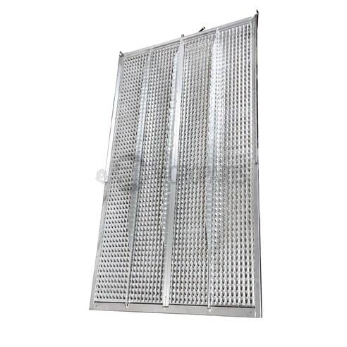 6001121 Upper sieve PW1 (22 mm, standard) fits Claas Dominator CL-600-112R