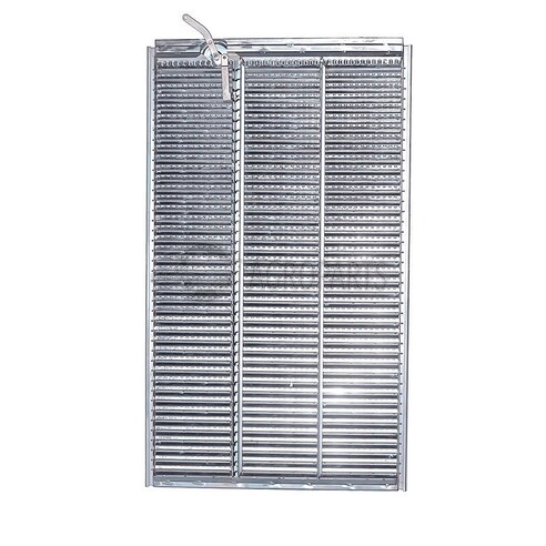 6001174 Lower sieve PW3 (10 mm, standard) fits Claas Medion, Mega, Dominator, commandor