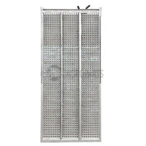 6001181 Upper sieve PW1 (22 mm, standard, not 3D) fits Claas Mega, Dominator, commandor