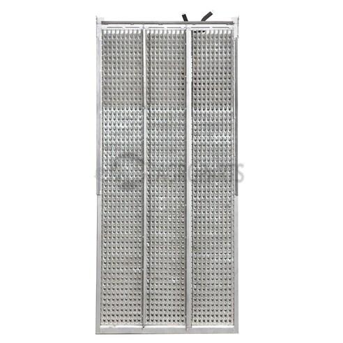 6001181 Upper sieve PW1 (22 mm, standard, not 3D) fits Claas Mega, Dominator, commandor CL-600-118R