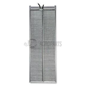 6460970 Upper sieve PW1 (22 mm, standard, not 3D) fits Claas Dominator, Mega, Commandor CL-646-097R