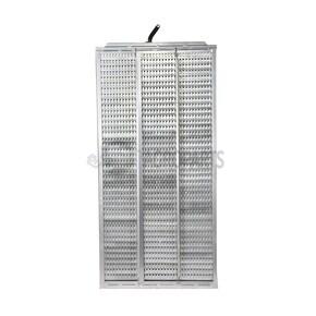 6460982 Lower sieve PW3 (10 mm, standard) fits Claas Dominator, Medion, Commandor, Mega CL-646-098R