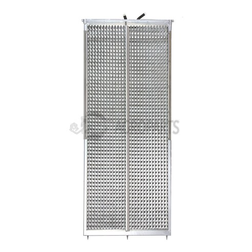 6471271 Upper sieve PW1 (22 mm, standard + 3D) fits Claas Dominator, Medion, Commandor, Mega