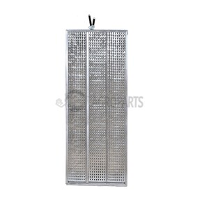 7360602 - upper sieve standard 22 mm fits Claas Lexion
