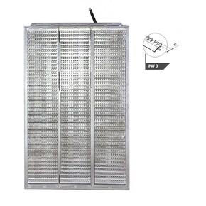 Lower sieve PW3 (10 mm, standard). OEM 7360612