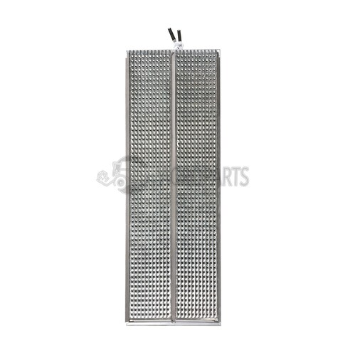 Upper sieve PW1 (22 mm, standard) for Claas combine harvester. OEM 7361822 - Lexion 405, CL-736-182R, Claas