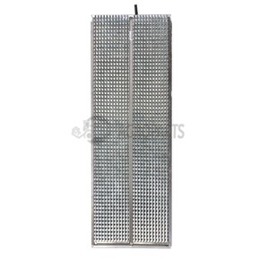 7564610 - upper sieve standard 22 mm fits Claas Lexion