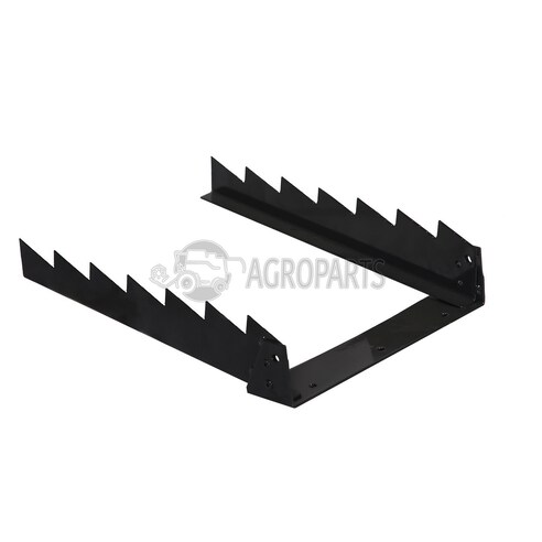 Lateral fishbacks. OEM 7516260