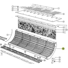 Standard Concave. OEM  6017521