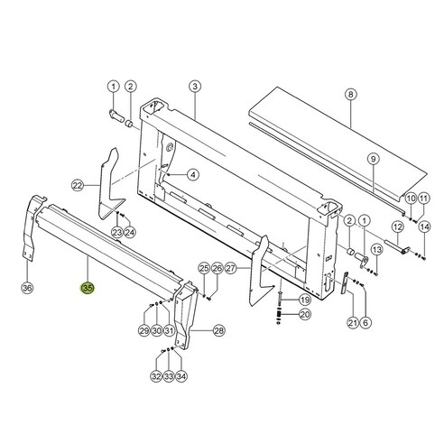 Cover, dust shield. OEM 5201081