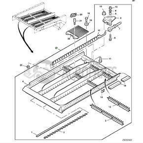 Deere 1020 Wiring Diagram