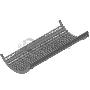 Combine Parts Concave for New Holland combine. OEM 84077392