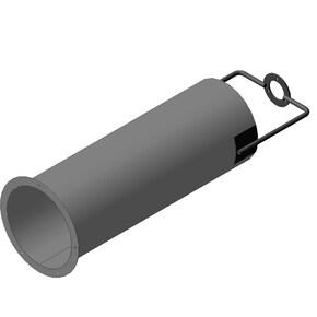 Filler tube. OEM 6827400