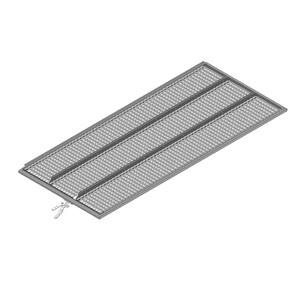 Upper sieve PW1 (22 mm, standard). OEM 7360602