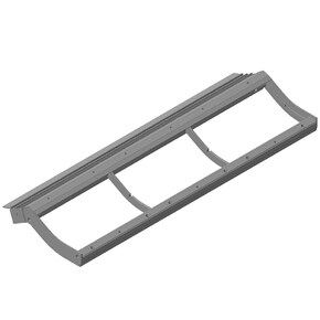 Pre-concave frame for Claas combine harvester. OEM 7525742 - Lexion 440, CL-752-574R, Claas