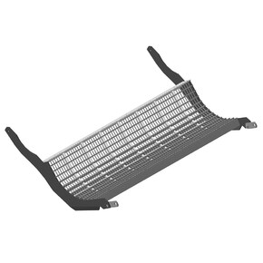 Main Concave (wire - 18mm) for Claas combine harvester. OEM 7560801 - Lexion 440, CL-756-080R, Claas