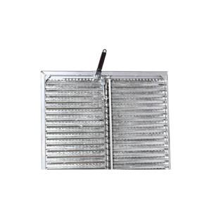 7564620 lower sieve standard 10 mm fits Claas Lexion