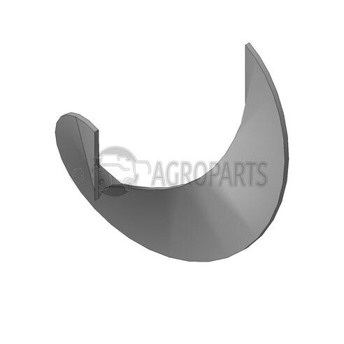 241730A1 Auger's loop (segment) fits Case IH CS-241730R