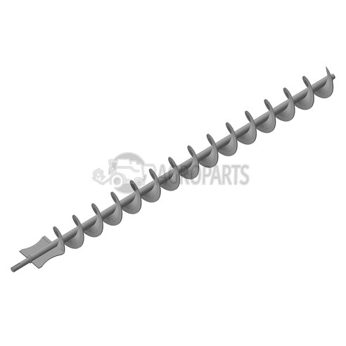 Grain tank auger for Claas combine harvester. OEM 3513911 - Lexion 410, CL-351-391R, Claas
