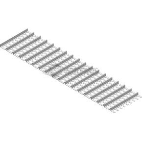 Combine Parts Straw walker grid for Massey Ferguson combine, D28485206