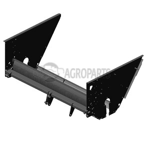 Straw chopper body. OEM 5084920