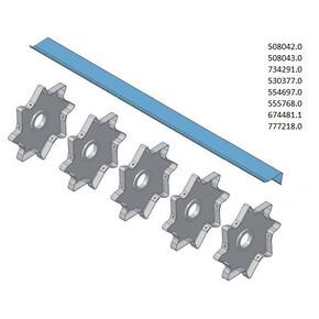 Impeller Plate. OEM 5546970