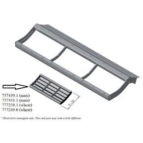 Pre-concave Segment 19x40. OEM 7574411
