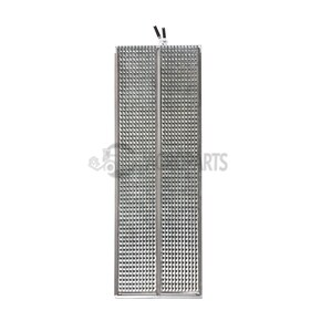 Upper sieve PW4 (25×28 mm, special) for Claas combine harvester. OEM 7360540 - Lexion 405, CL-736-054R, Claas