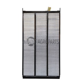 Lower sieve for New Holland combine. OEM 84320021