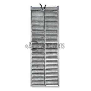 6460900 Upper sieve PW4 (25x28 mm, special, not 3D) fits Claas Dominator, Commandor, Mega