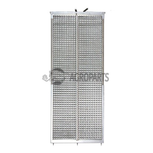6471250 Upper sieve PW4 (25x28 mm, special, not 3D) fits Claas Dominator, Commandor, Mega CL-647-125R