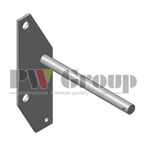 1345064C1 Support (Clean grain elevator drive) fits Case IH