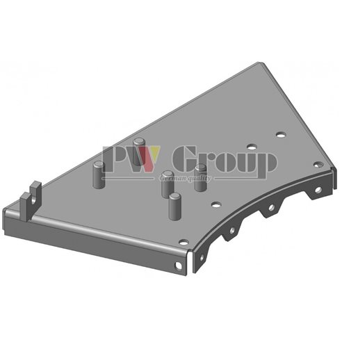 1338044C1 Support fits Case IH