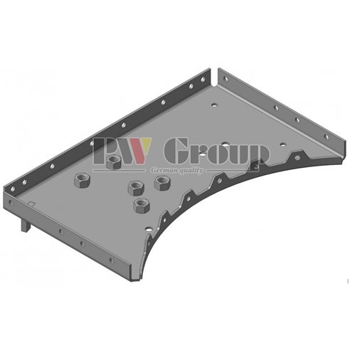 1338045C2 Support fits Case IH